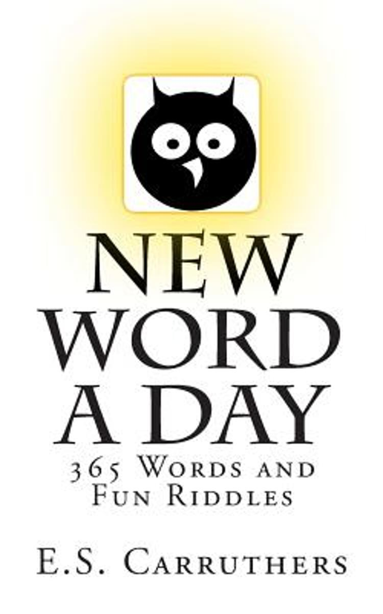 New Word a Day