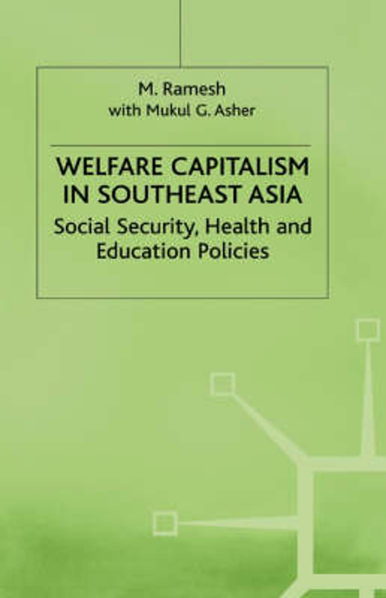 Welfare Capitalism in Southeast Asia image