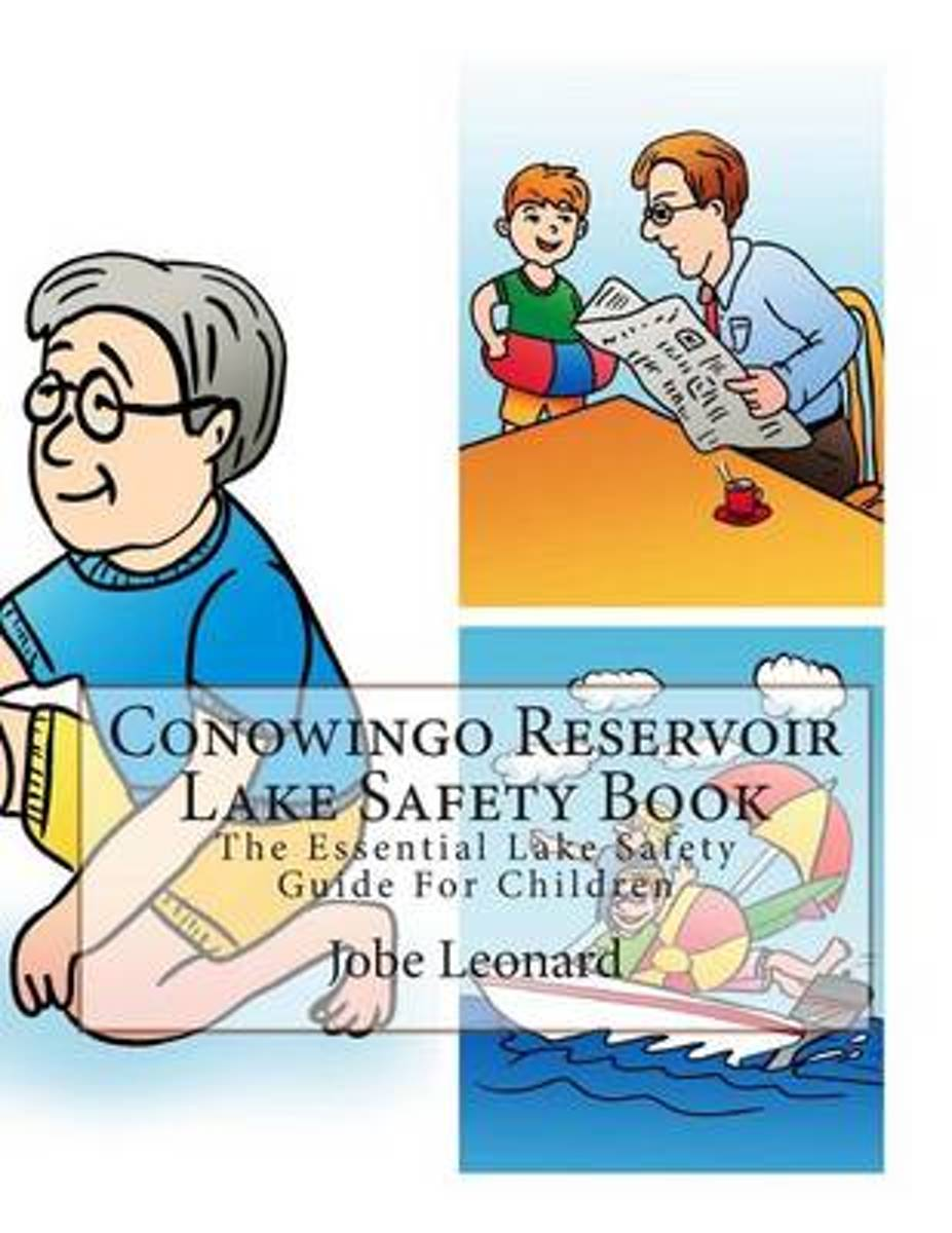 Conowingo Reservoir Lake Safety Book