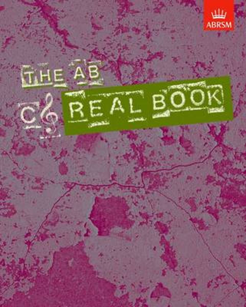 The AB Real Book, C Treble clef
