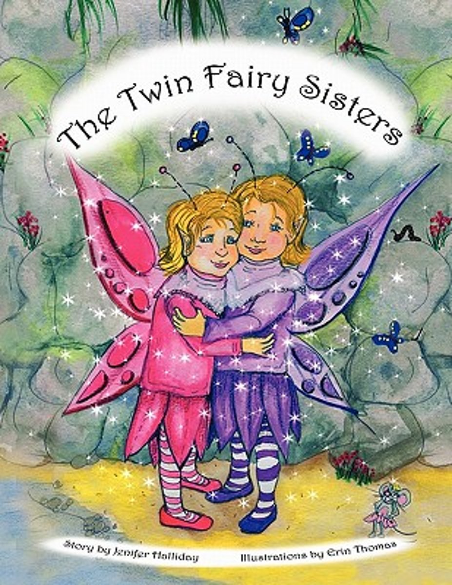 The Twin Fairy Sisters