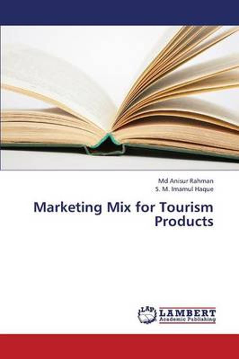Marketing Mix for Tourism Products