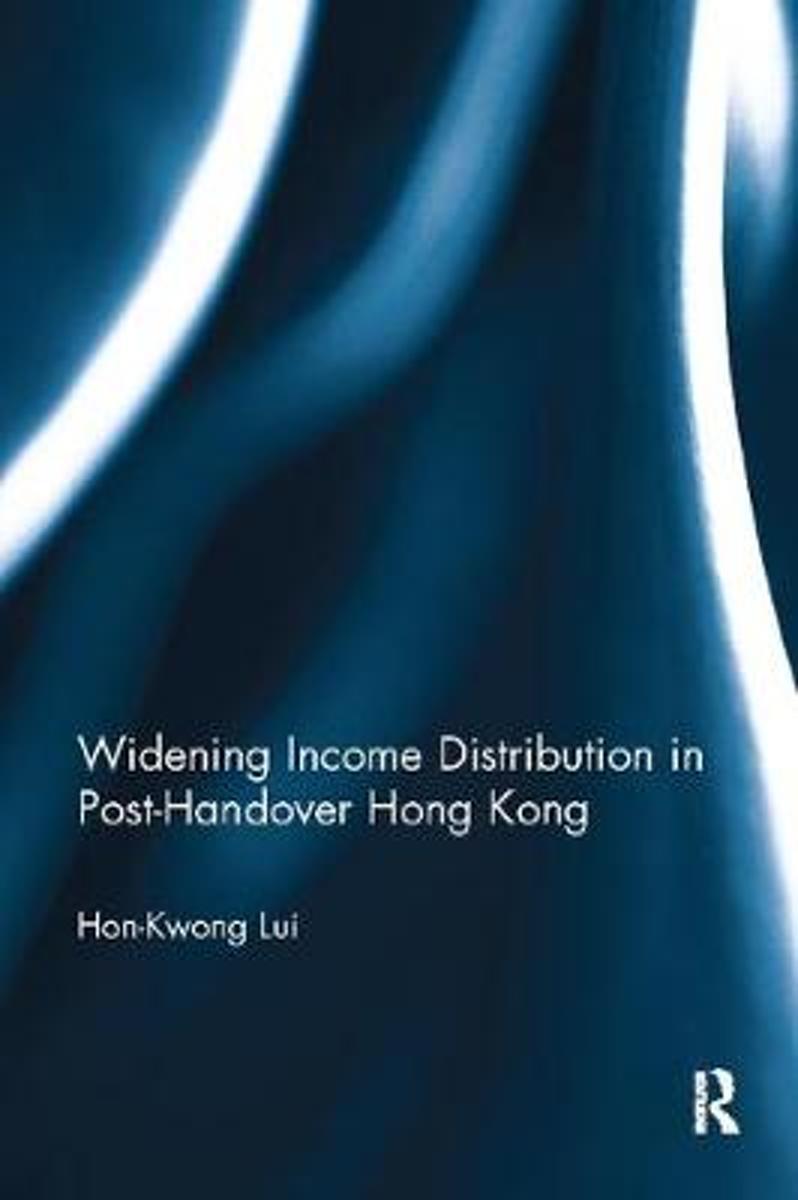 Widening Income Distribution in Post-Handover Hong Kong