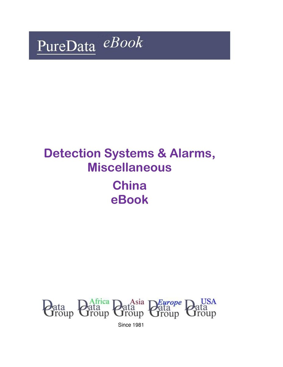 Detection Systems & Alarms, Miscellaneous in China
