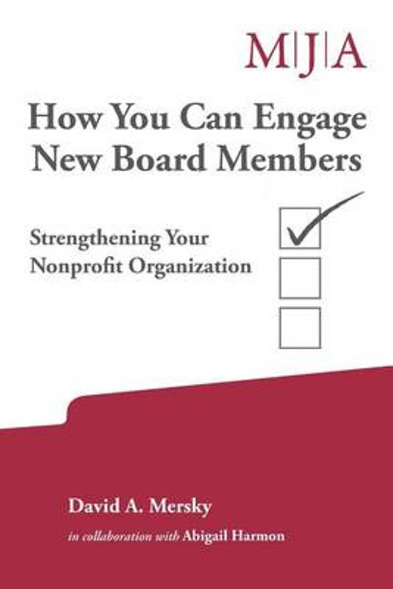 How You Can Engage New Board Members