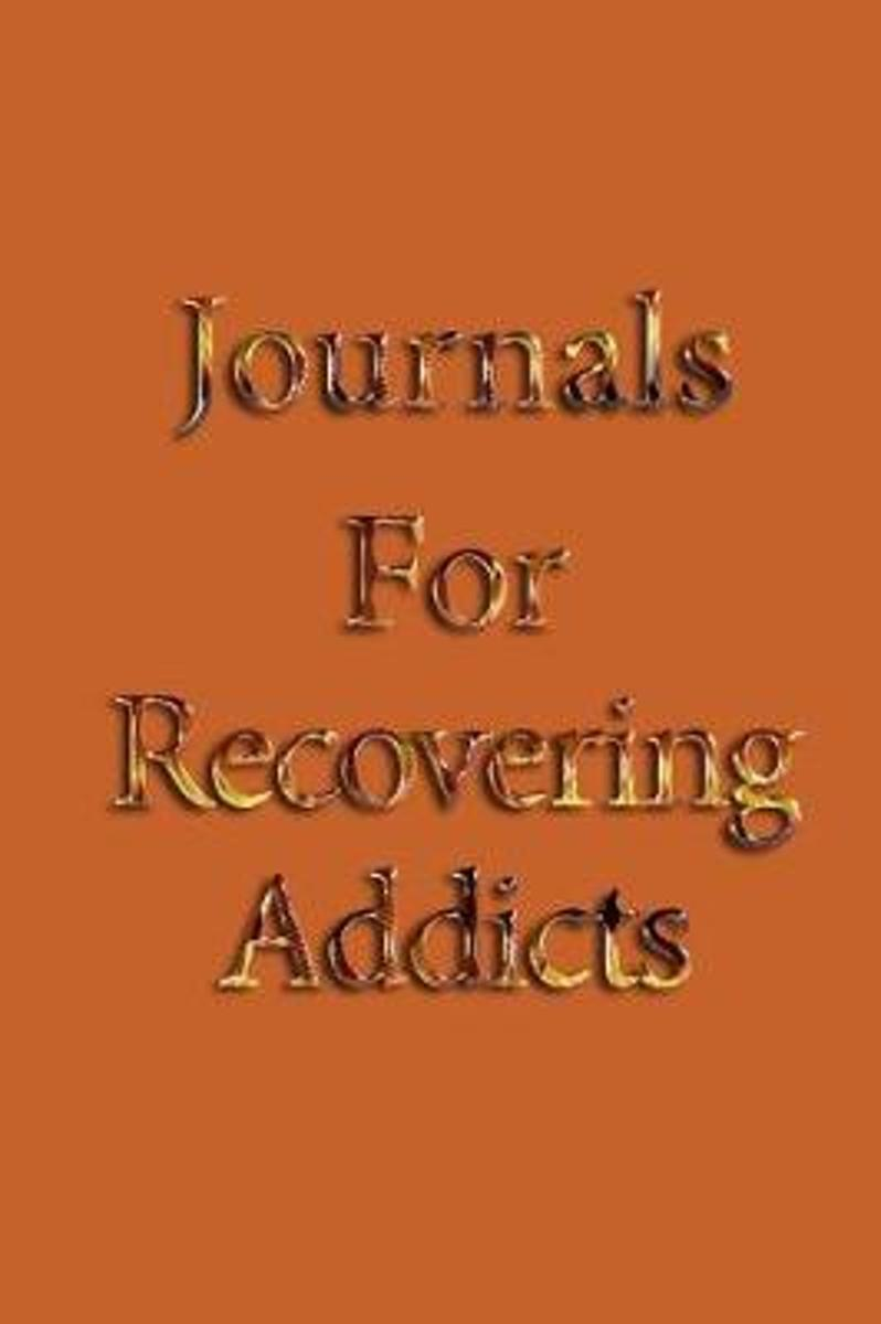 Journals for Recovering Addicts