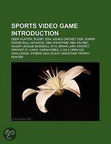 Sports Video Game Introduction: Rugby 2004, Dream Match Tennis, Rugby League 3, Super Dodge Ball Advance, Quattro Compilations, Cricket 2004