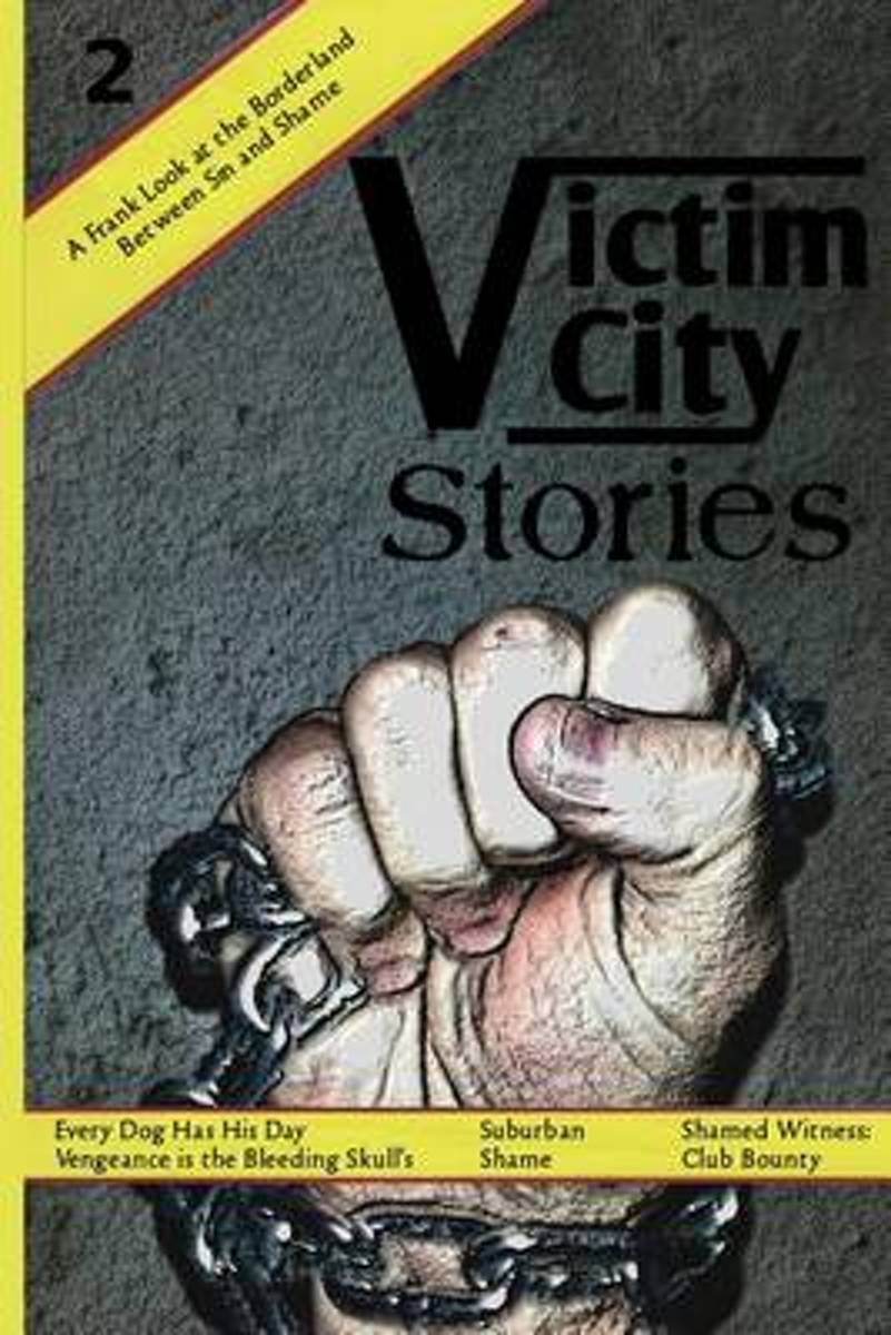 Victim City Stories Issue 2