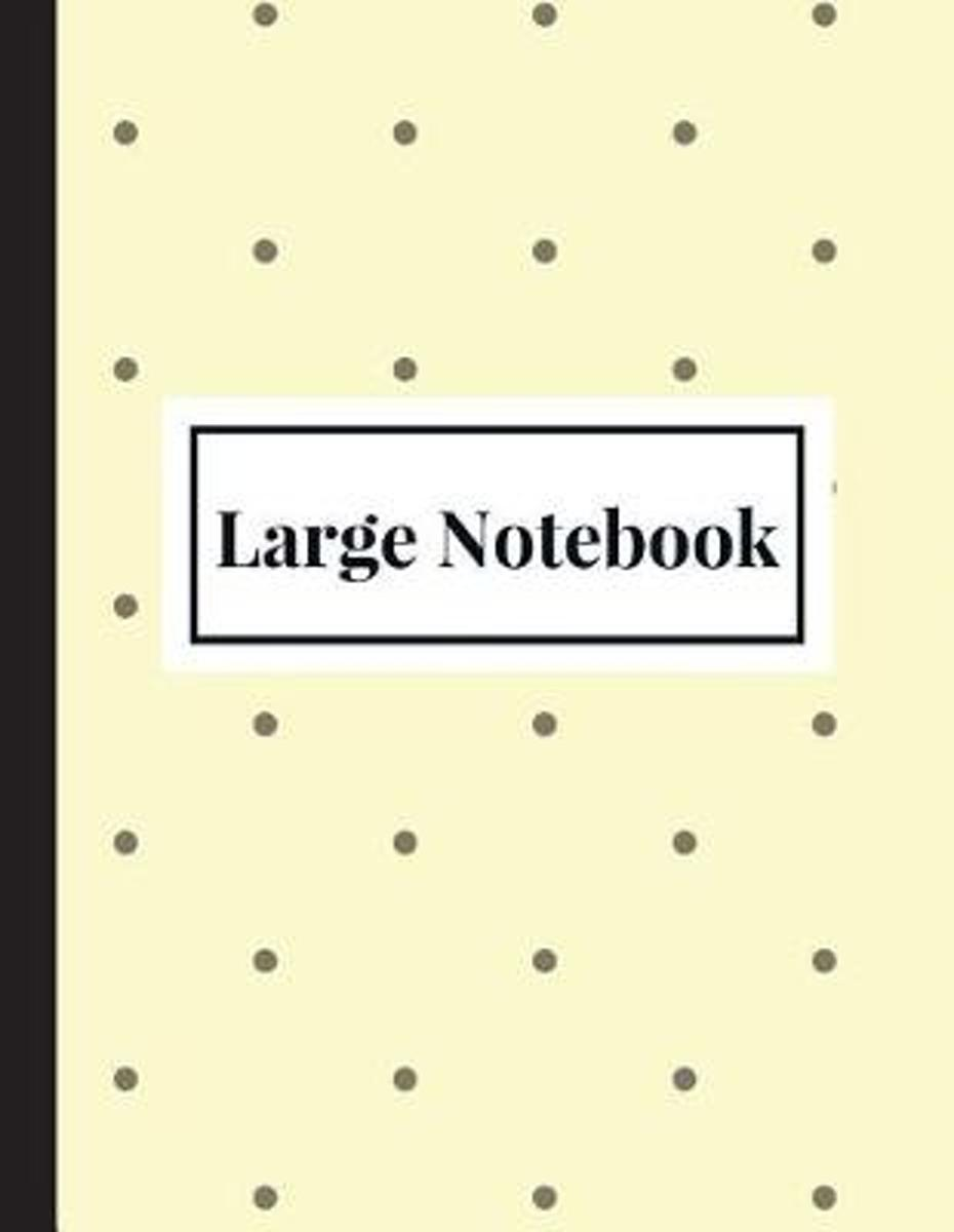 Large Notebook