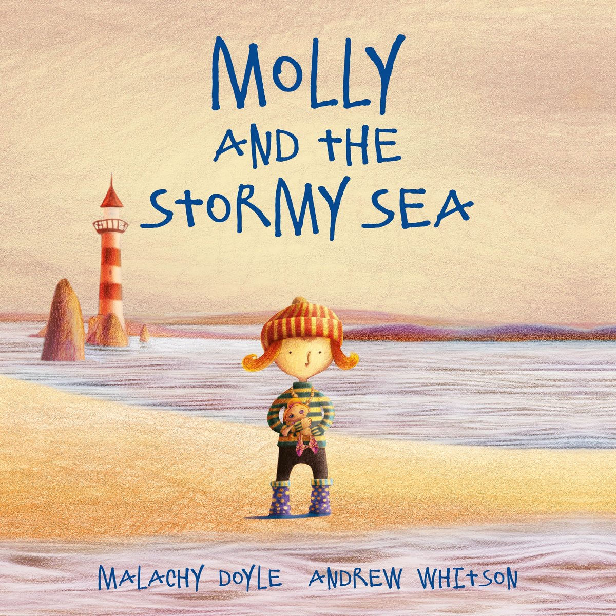 Molly and the Stormy Sea