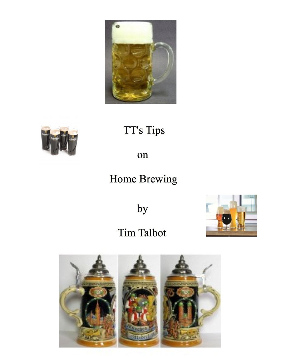 TT's Tips on Home Brewing