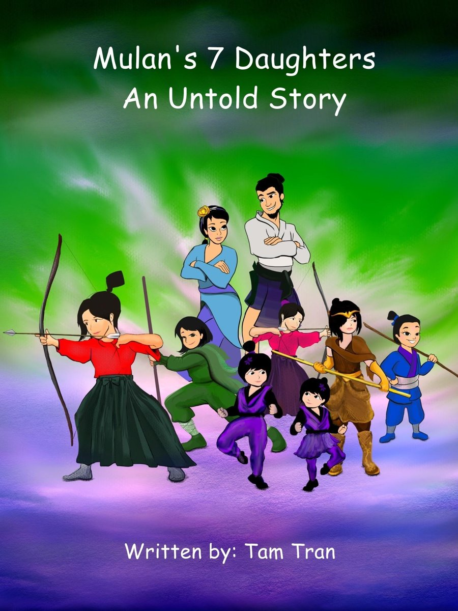 Mulan's 7 Daughters, An Untold Story