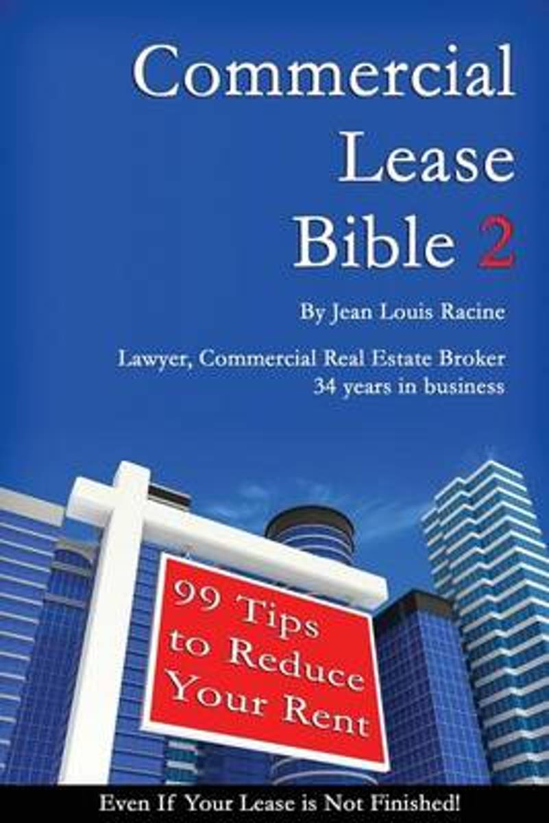 Commercial Lease Bible 2