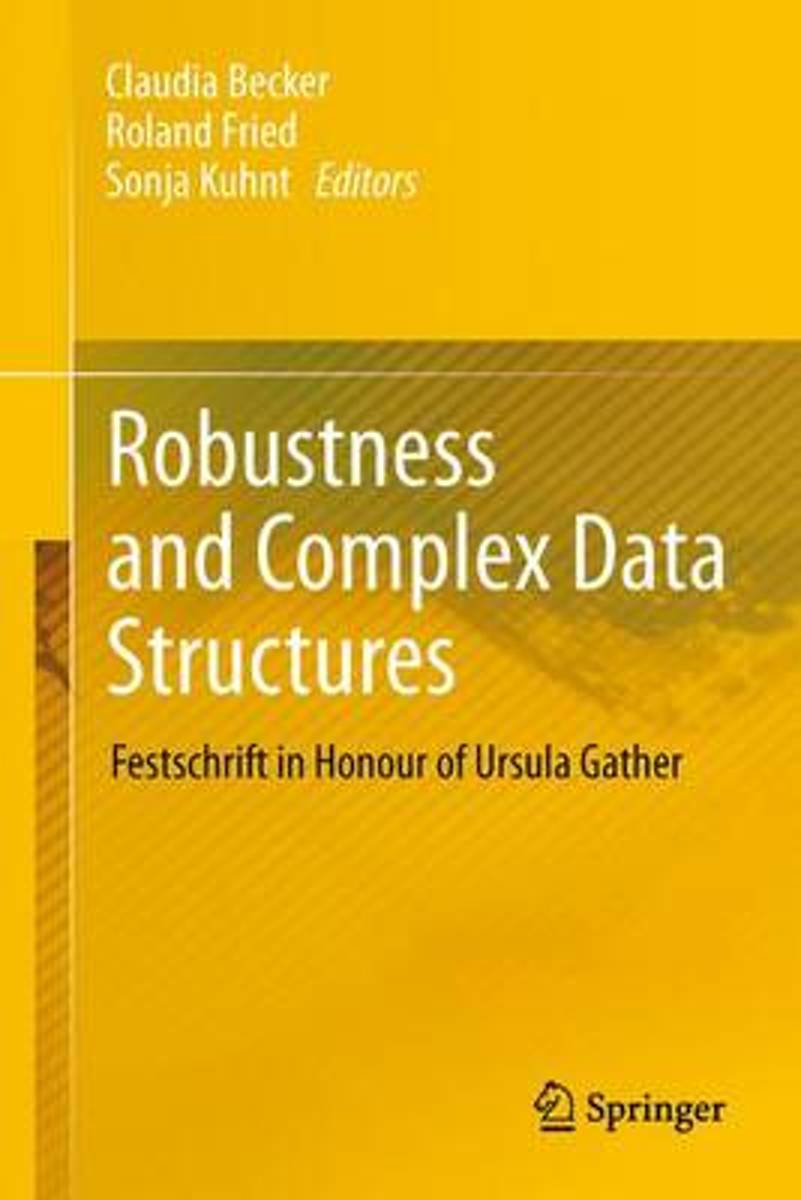 Robustness and Complex Data Structures