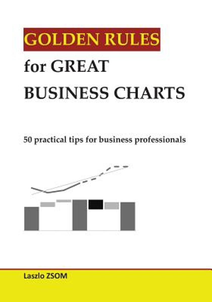 Golden Rules for Great Business Charts