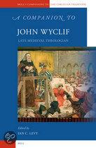 A Companion to John Wyclif