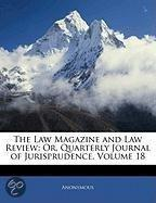Law Magazine and Law Review