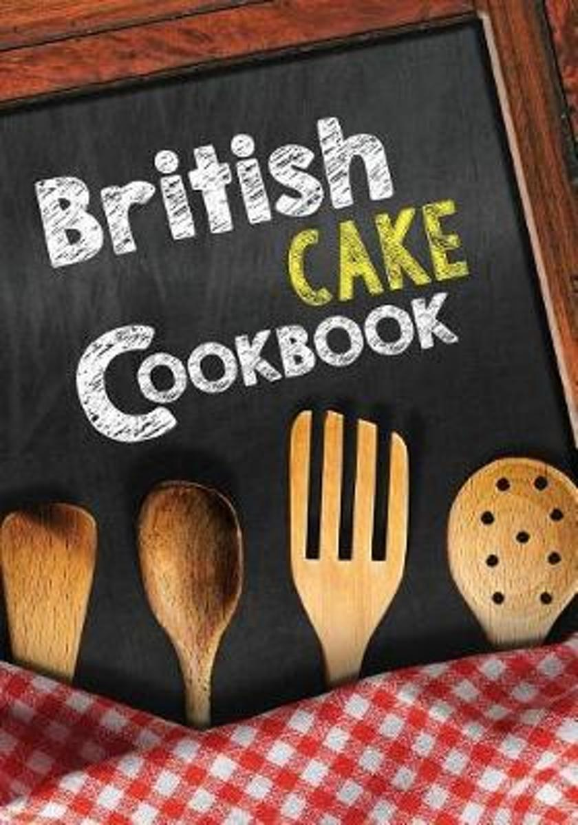 British Cake Cookbook
