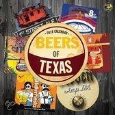 Cal 2016 Beer Labels of Texas
