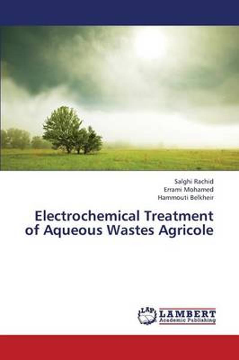 Electrochemical Treatment of Aqueous Wastes Agricole