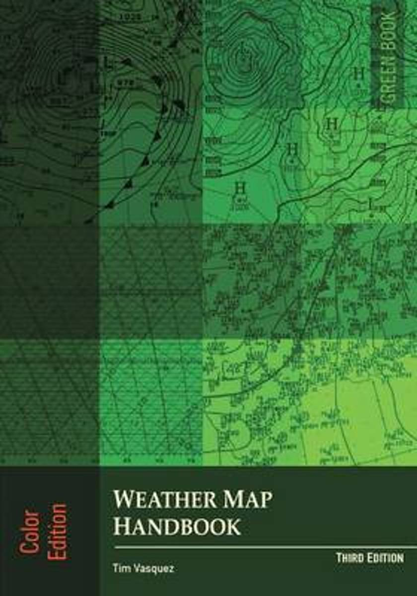 Weather Map Handbook, 3rd Ed., Color