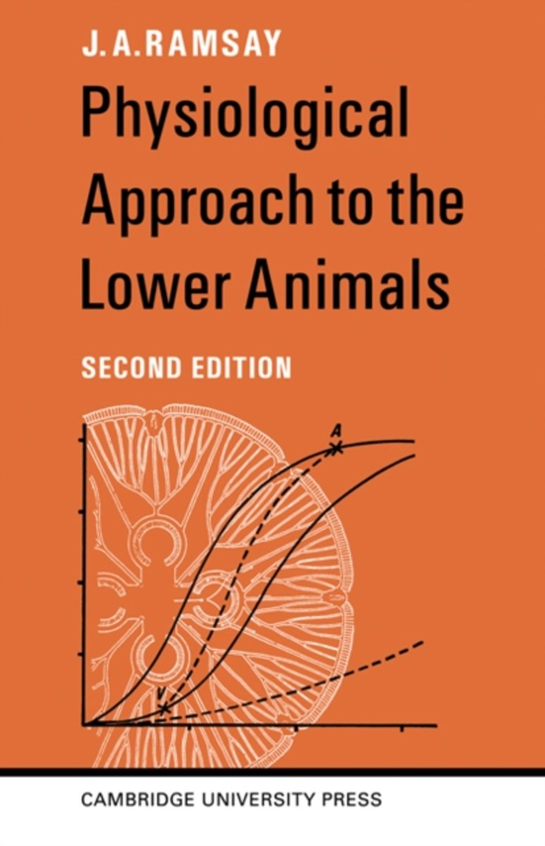 Physiological Approach to the Lower Animals