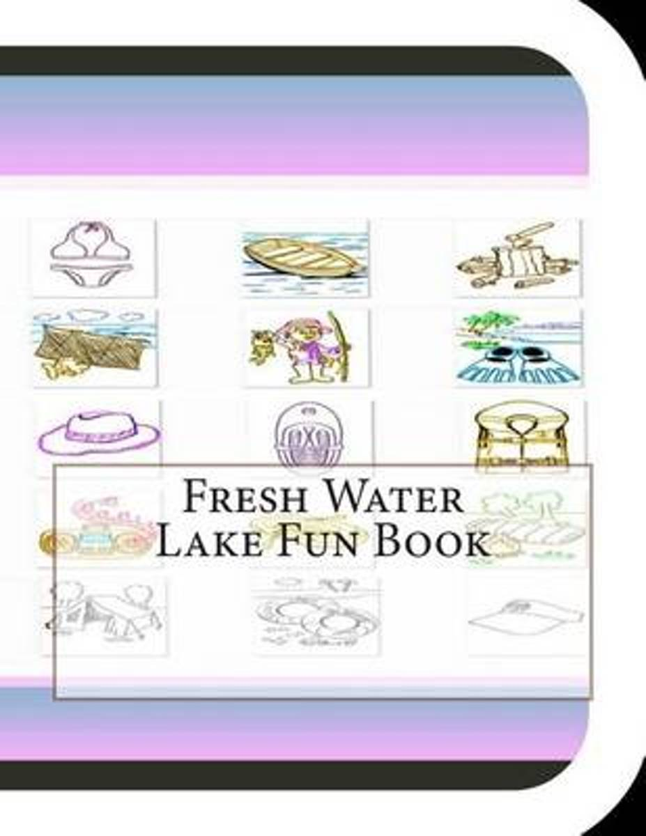 Fresh Water Lake Fun Book