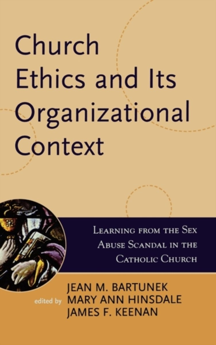 Church Ethics and Its Organizational Context