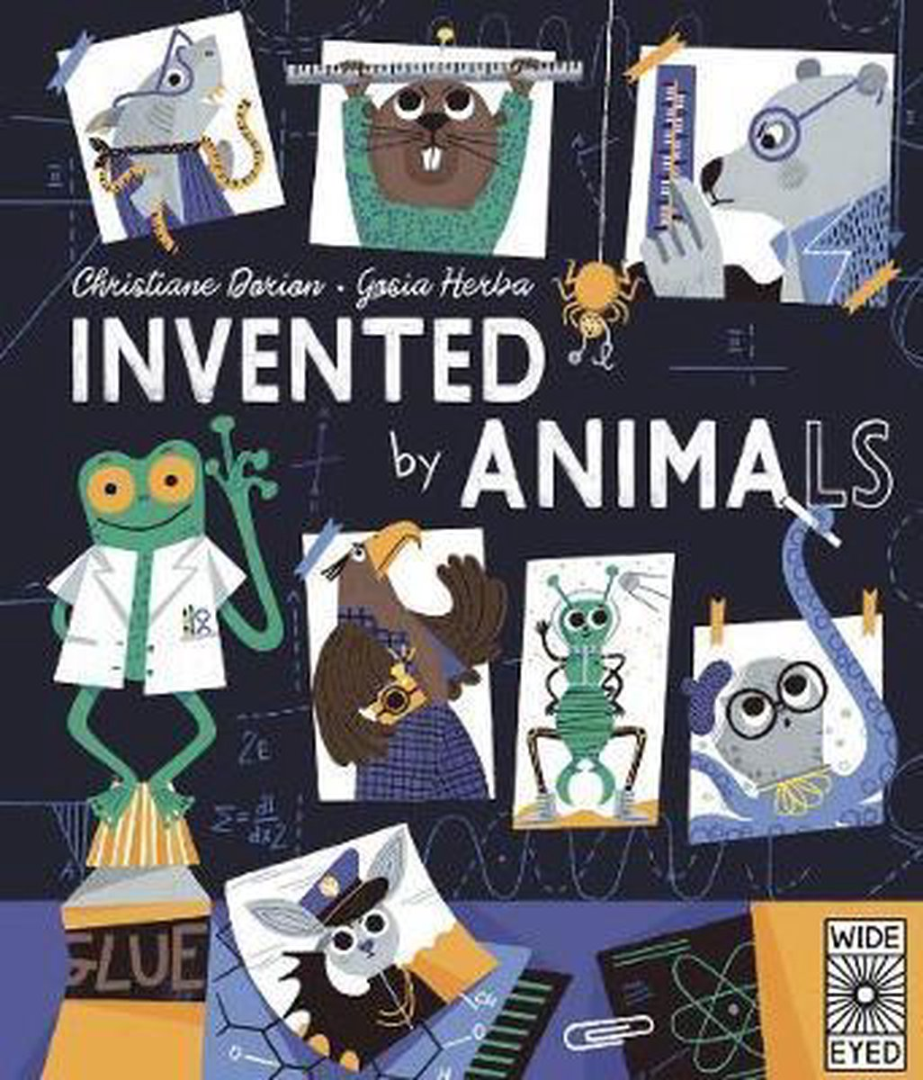Invented by Animals