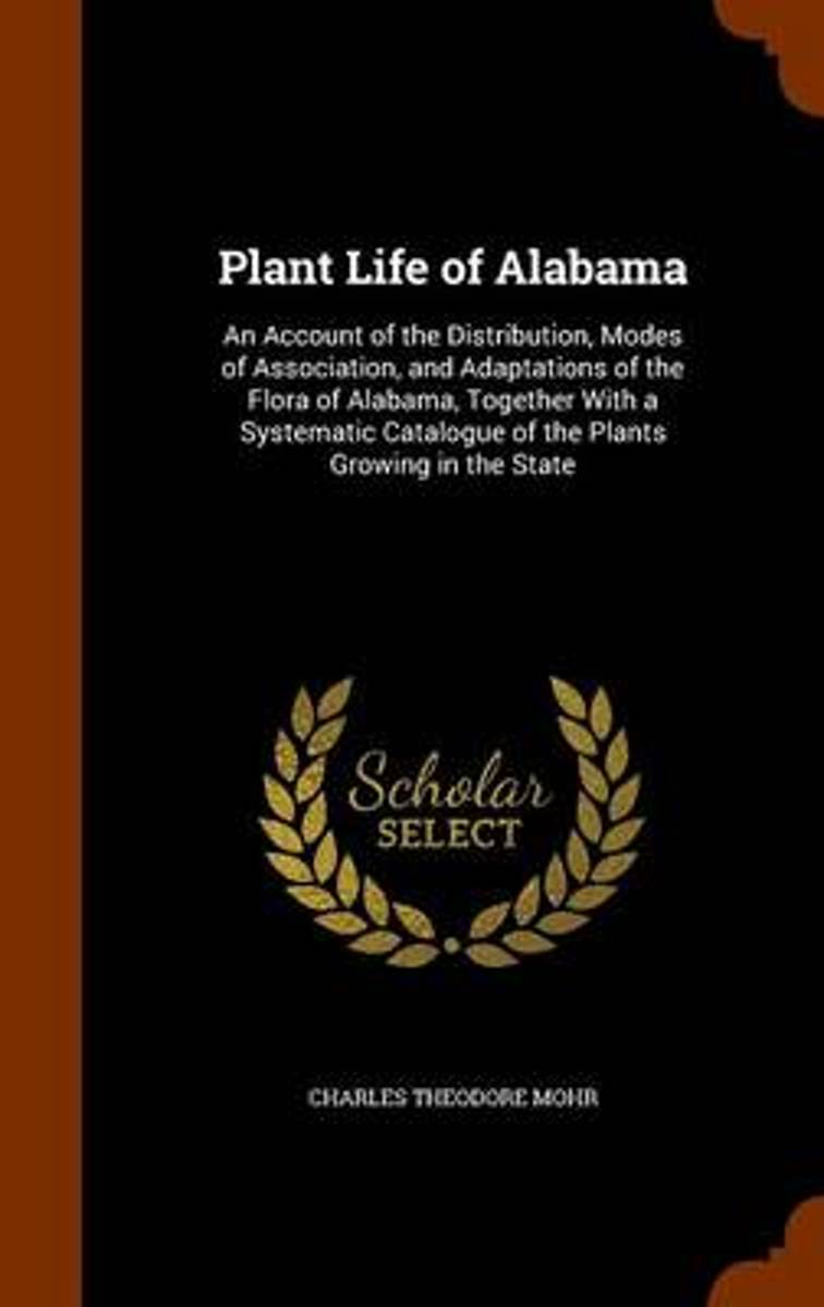 Plant Life of Alabama