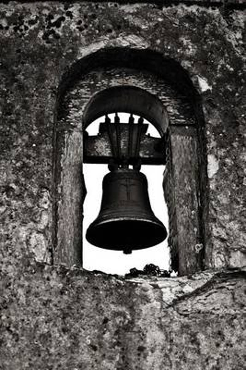 Stone Bell Tower Journal