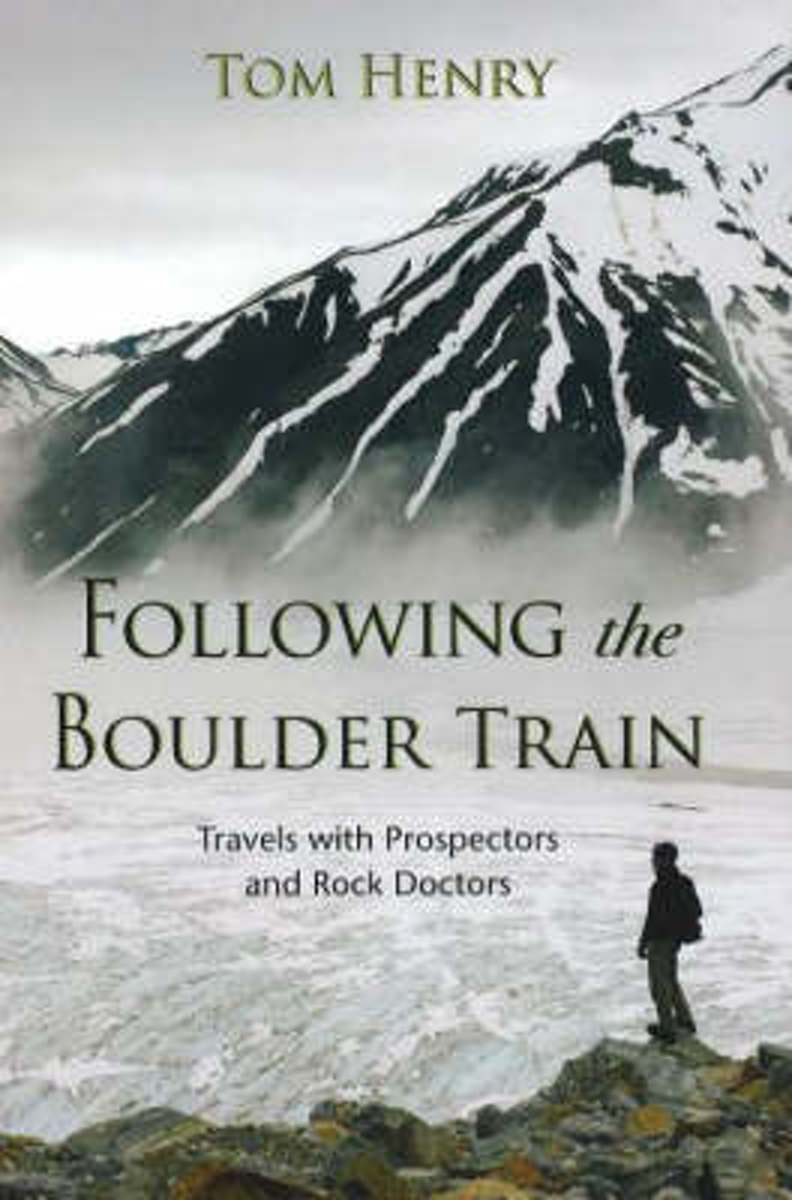 Following the Boulder Train