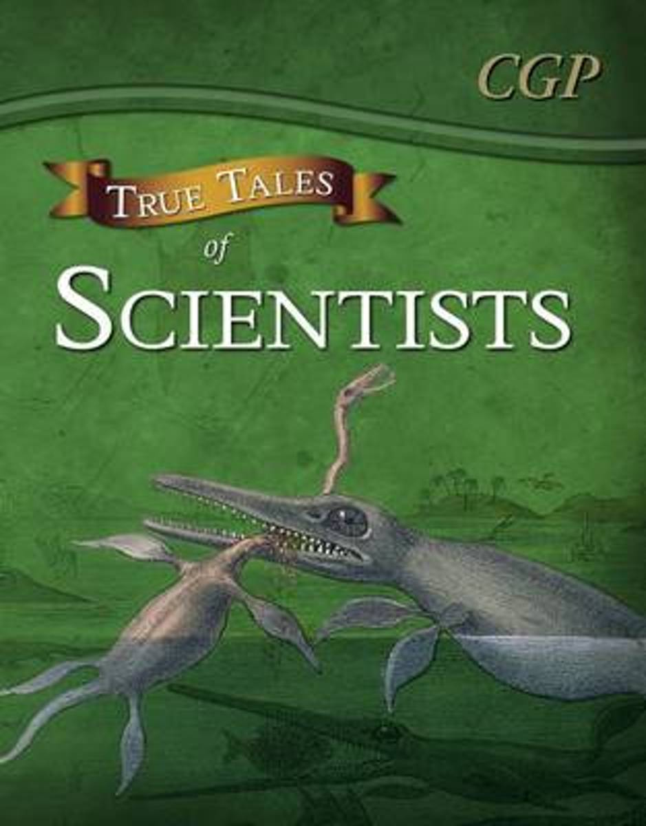 True Tales of Scientists - Reading Book