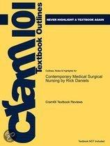 Outlines & Highlights For Contemporary Medical Surgical Nursing By Rick Daniels