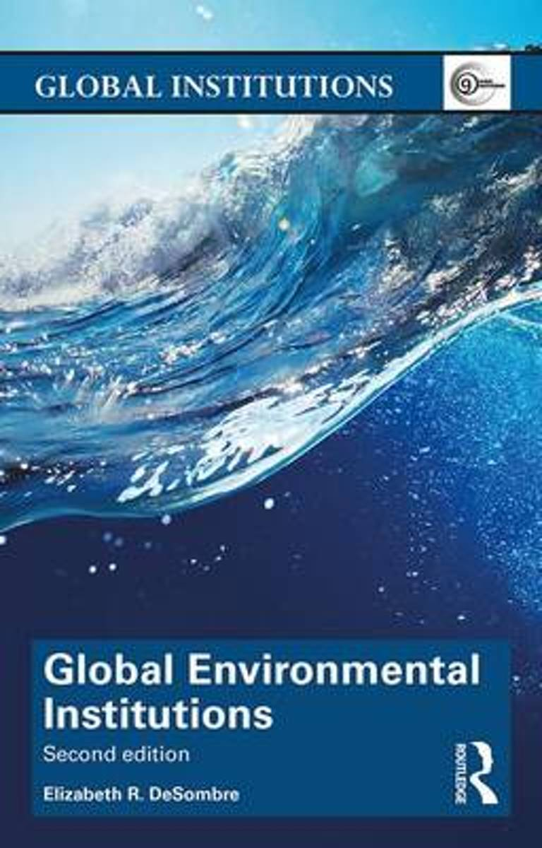 Global Environmental Institutions