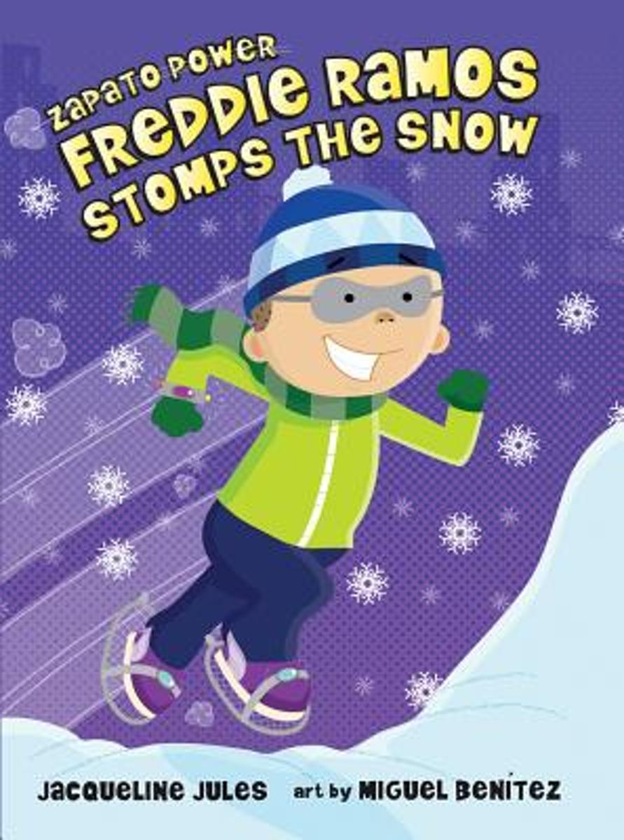 Freddie Ramos Stomps the Snow
