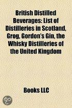 British Distilled Beverages: List of Dis