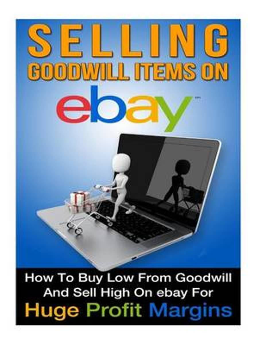 Selling Goodwill Items on Ebay