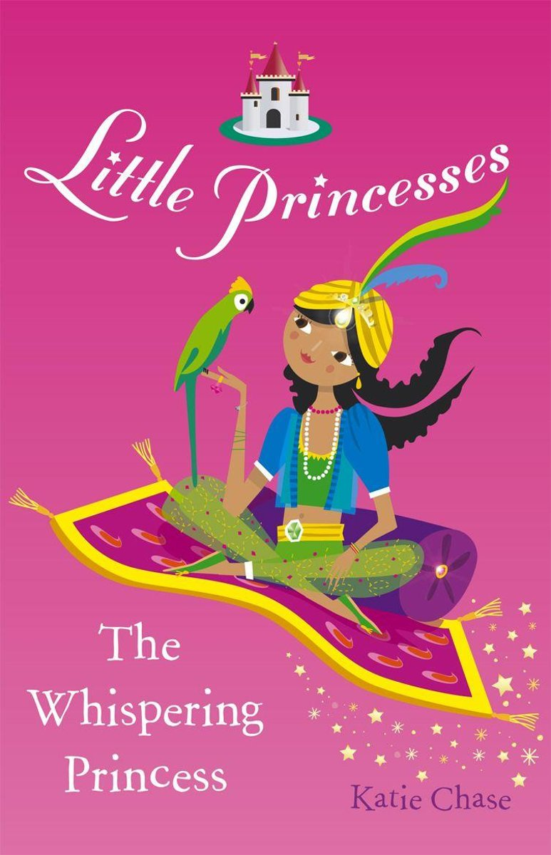 Little Princesses: The Whispering Princess