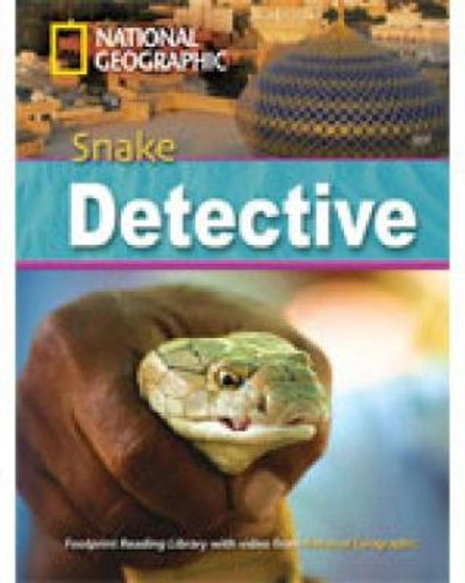 Snake Detective + Book with Multi-ROM