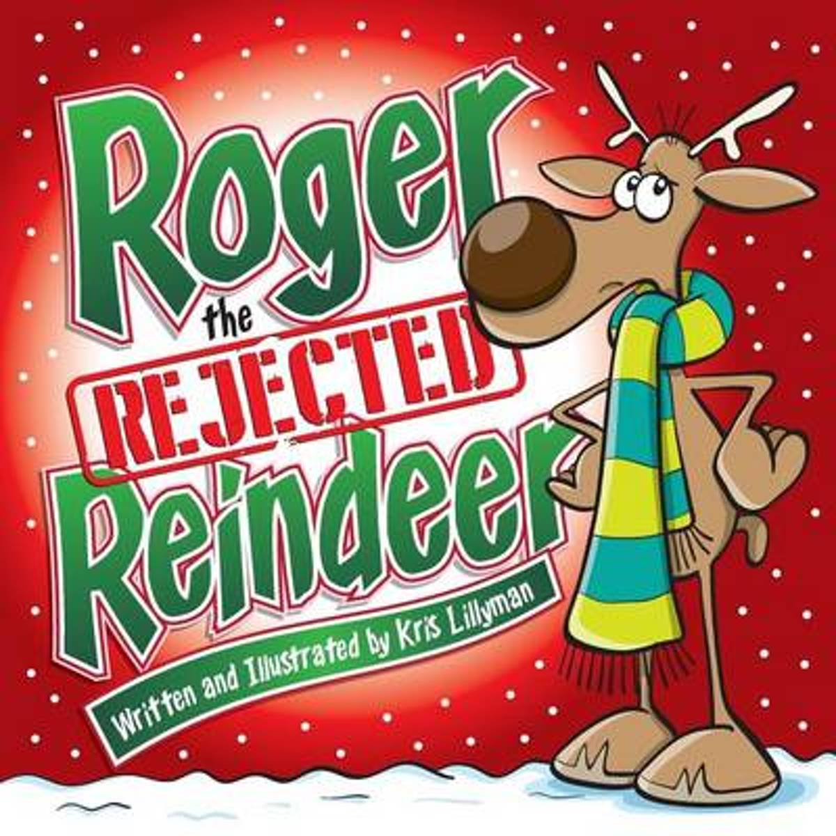 Roger the Rejected Reindeer