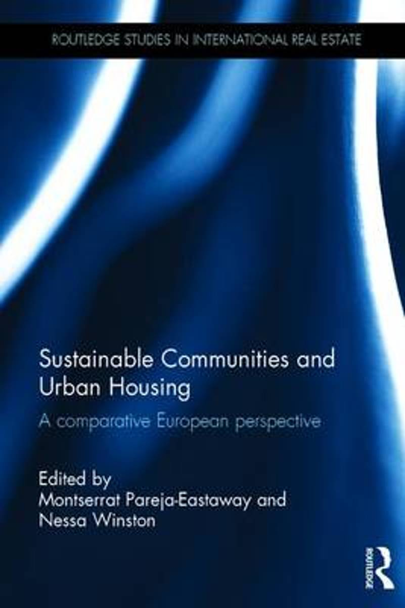 Sustainable Communities and Urban Housing