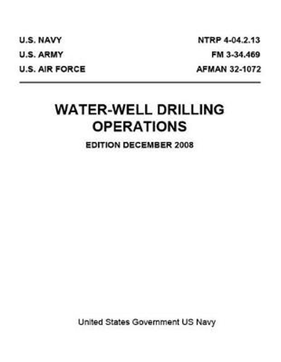 Ntrp 4-04.2.13 FM 3-34.469 Afman 32-1072 Water-Well Drilling Operations December 2008