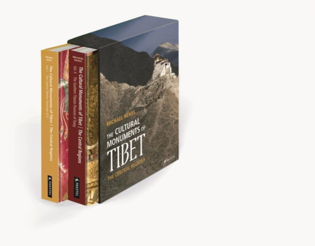 The Cultural Monuments of Tibet