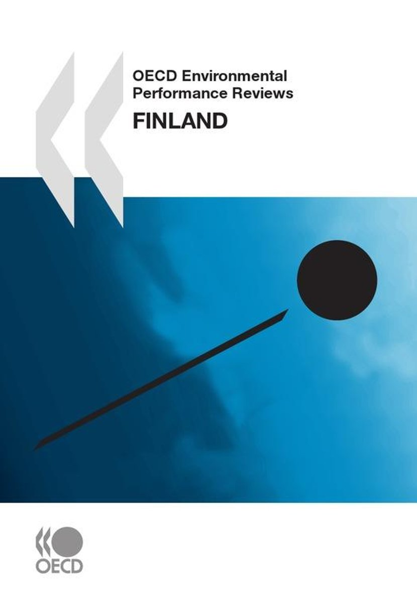 OECD Environmental Performance Reviews: Finland 2009