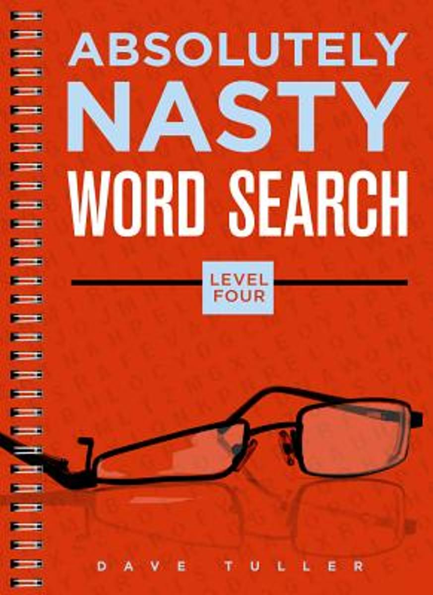 Absolutely Nasty (R) Word Search, Level Four