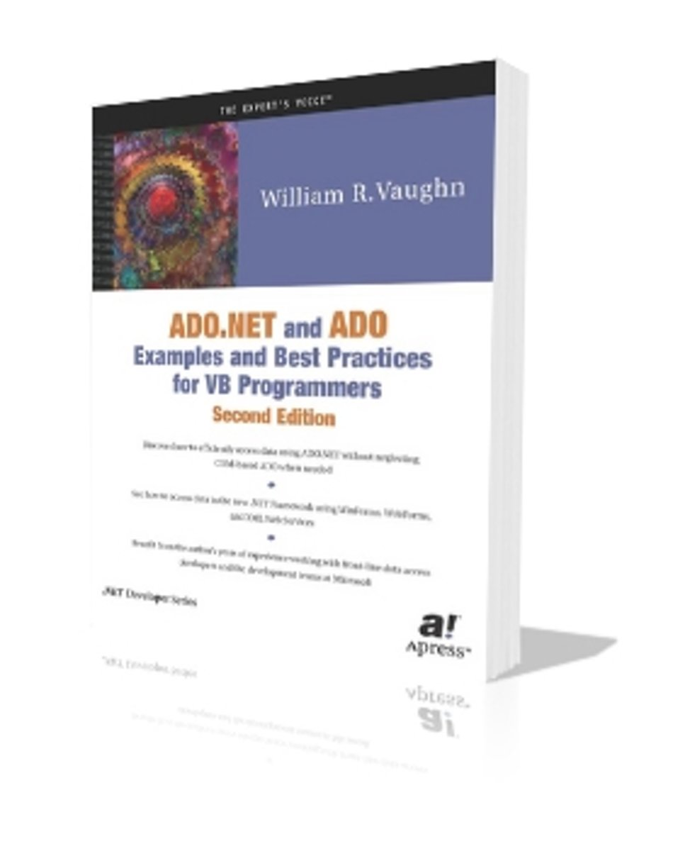 ADO.NET and ADO Examples and Best Practices for VB Programmers