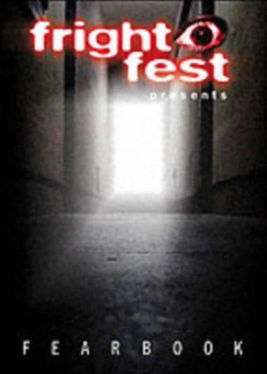 Frightfest Fearbook