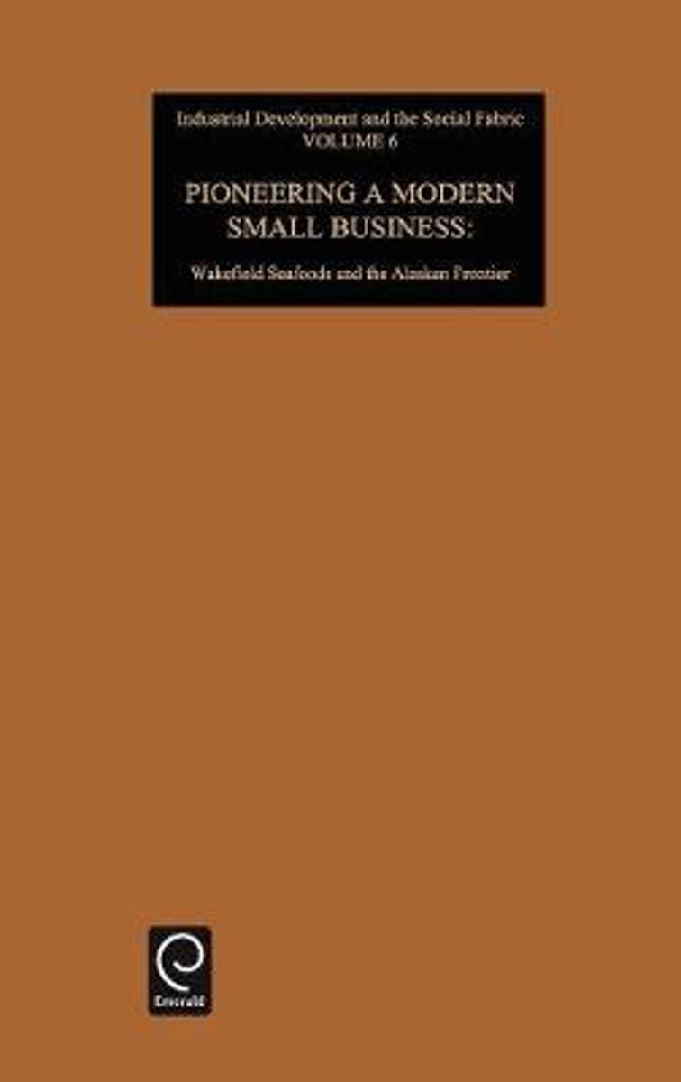 Pioneering a Modern Small Business