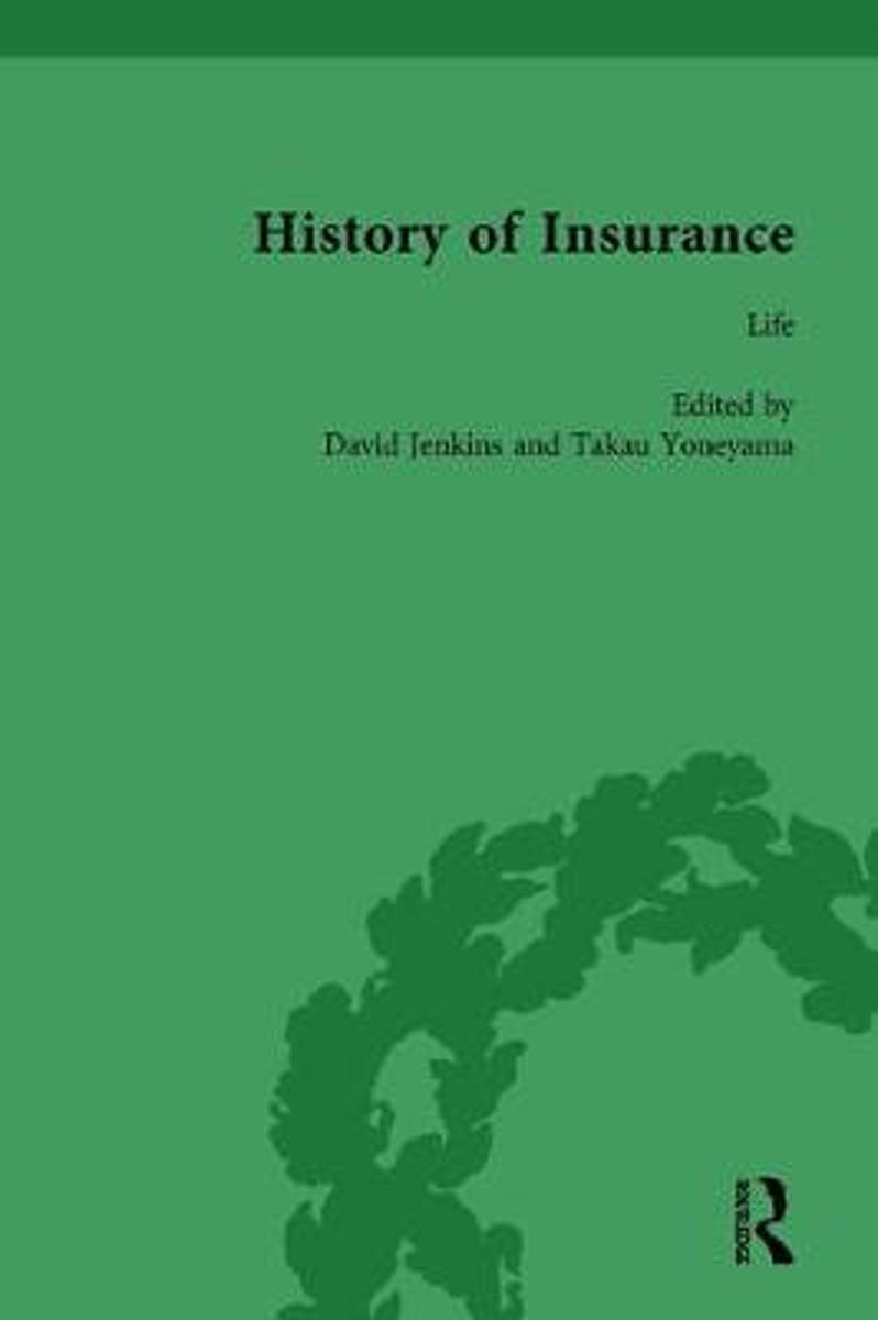 The History of Insurance Vol 4